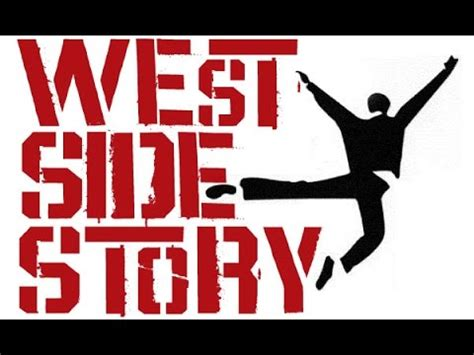 Essay about west side story cast